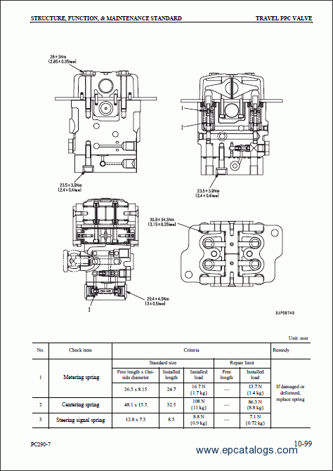 pc specification instructions Manual komatsu css service crawler dozers d-20 to d-575 contains complete maintenance information, technical specifications, special instructions, repair manuals, instructions for assembly and disassembly, calibration data, service manuals and other supporting documentation.