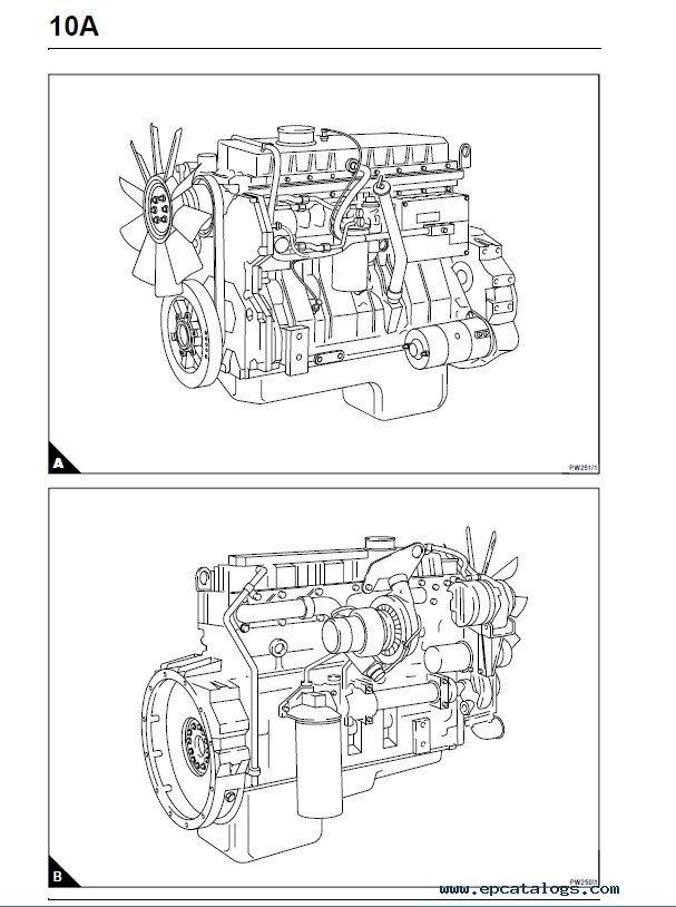 perkins peregrine edi 1300 series edi engines workshop manual pdf repair manual engines