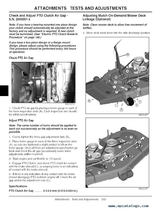 John deere zero turn engine diagram z