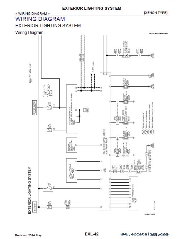Nissan quest wiring diagram pdf nissan wiring diagrams instructions enlarge repair manual nissan quest model e52 series 2014 service pdf 4 nissan quest wiring cheapraybanclubmaster Images