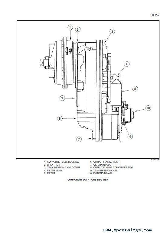 New Holland W170b Wheel Loader Workshop Manual Pdf
