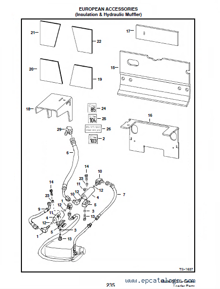 bobcat 863 hydraulic pump diagram bobcat 863 g series skid steer loader parts manual pdf download  bobcat 863 g series skid steer loader