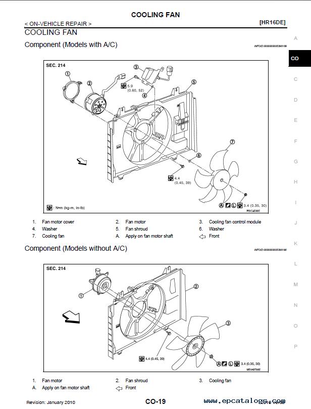 Nissan tiida wiring diagram pdf gallery