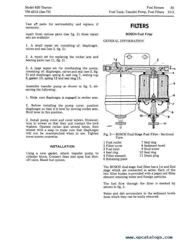 john deere 820 tractor tm4212 technical manual pdf repair manual enlarge repair manual john deere 820 tractor tm4212 technical manual pdf 4 enlarge