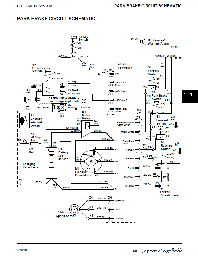 M11 Mins Engine Electrical Diagram Com