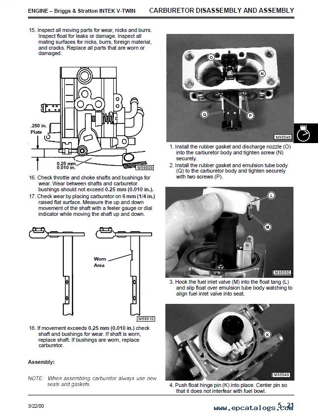 John Deere Sabre Lawn Garden Tractor Tm Repair Manual Pdf on John Deere Lawn Tractor Technical Manual