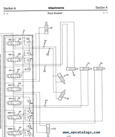 Jcb Backhoe Loader 2cx Service Manual Pdf, Jcb Wiring Diagram Key