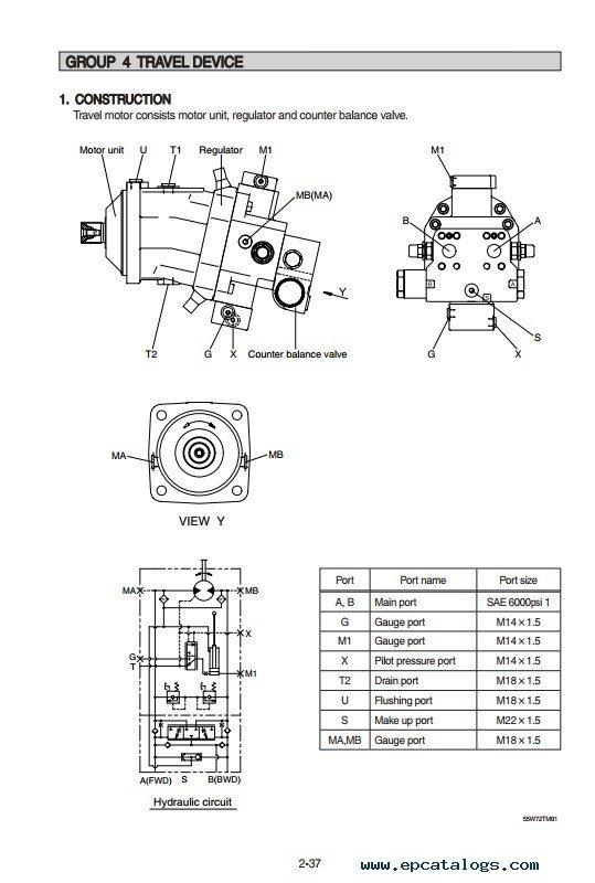 Hyundai R60w 9s Wheel Excavator Service Manual Pdf Download