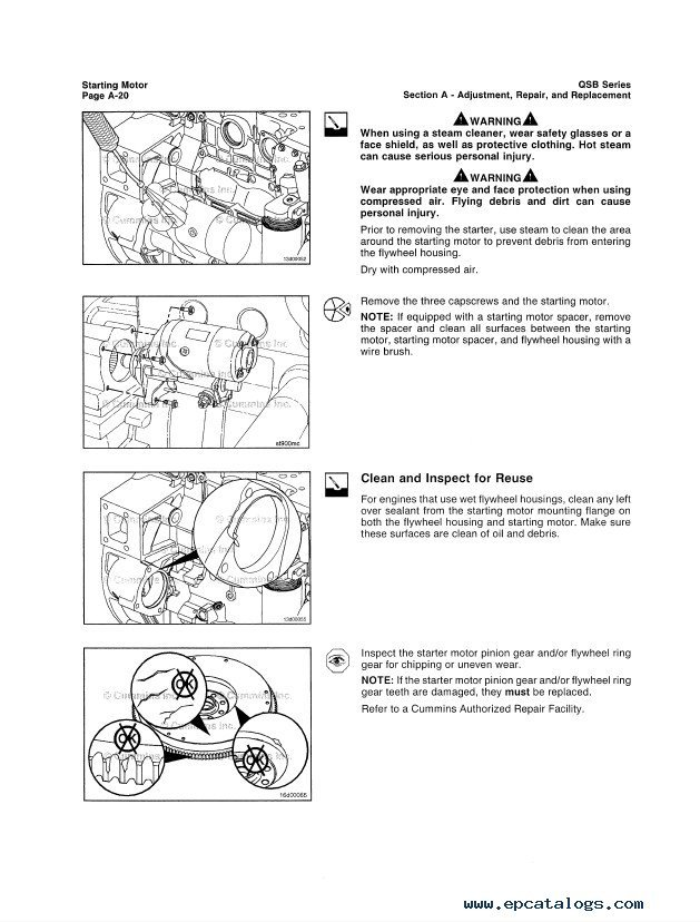cummins qsb4 5 qsb6 7 engines operation and maintenance manual qsb6 7 engines operation and maintenance manual pdf enlarge