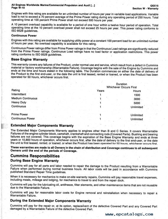 Qsx15 Operation manual pdf