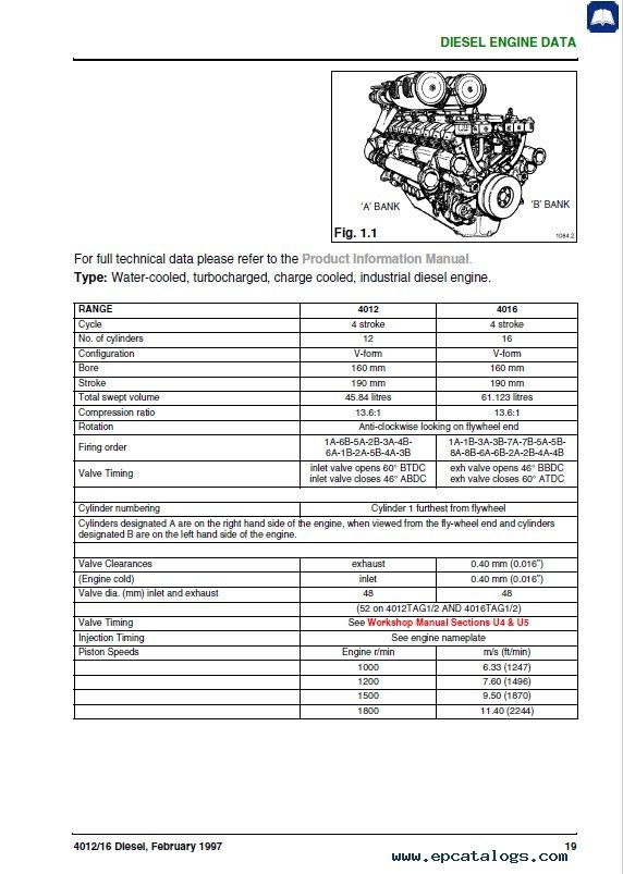 perkins 4012 4016 series vee form diesel engine pdf manual rh epcatalogs com