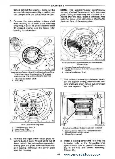 New Holland Ford 5640 6640 7740 8240 8340 Tractors PDF Manuals 1953 ford f100 wiring diagram EPCATALOGS