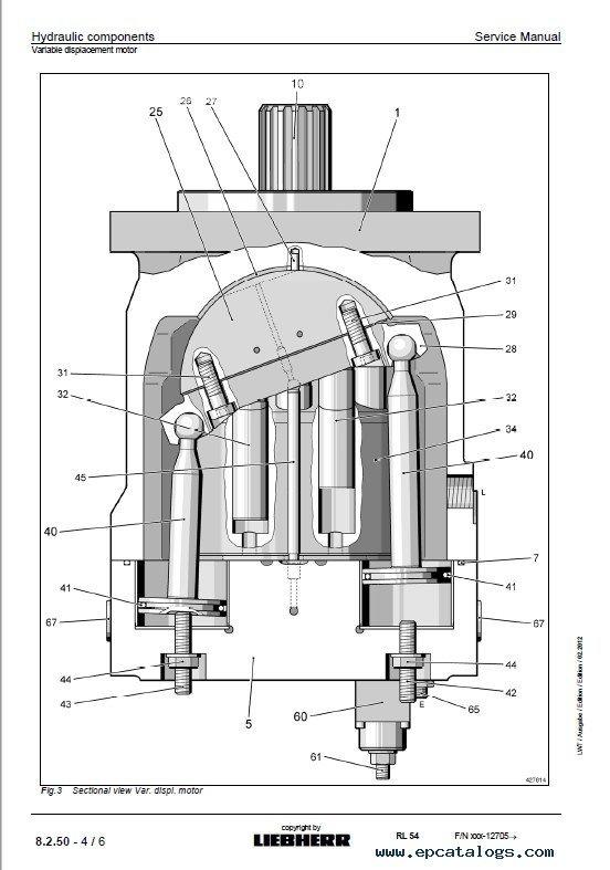 Liebherr Rl 44