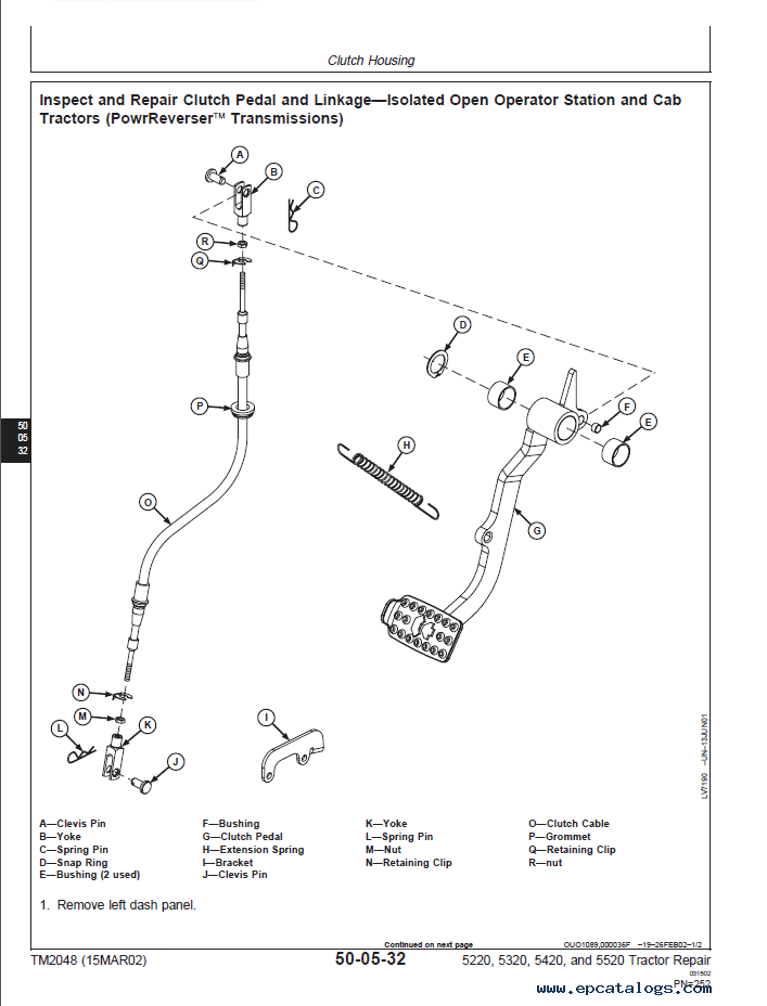 john deere 5220 5320 5420 5520 tractor repair manual pdf rh epcatalogs com John Deere 4100 Electrical Diagram John Deere 4100 Electrical Diagram