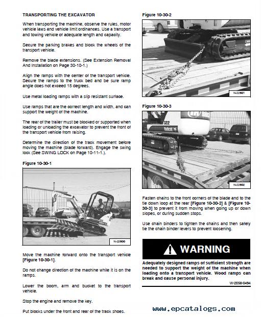 bobcat 320 320l 322 mini excavator service repair manual pdf bobcat 320, 320l, 322 (d series) excavators service manual pdf Bobcat 325 Mini Excavator at panicattacktreatment.co
