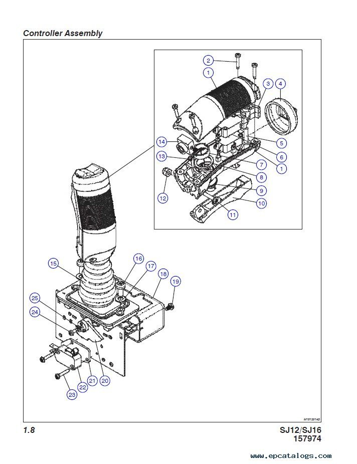 skyjack 3219 wiring diagram   27 wiring diagram images