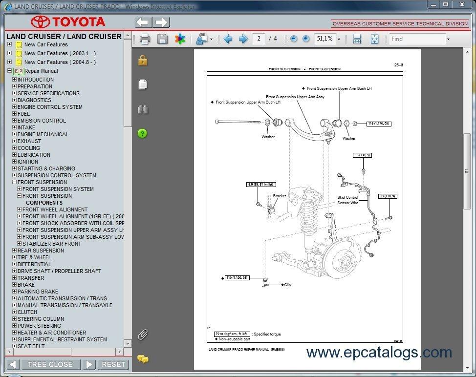 toyota prado owners manual download Toyota Camry Manual Toyota Tacoma Manual