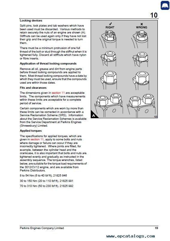 perkins 3012 cv12 engine 3000 series workshop manual pdf rh epcatalogs com perkins 3012 parts manual