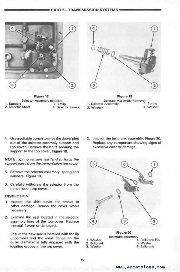 new holland repair manuals online