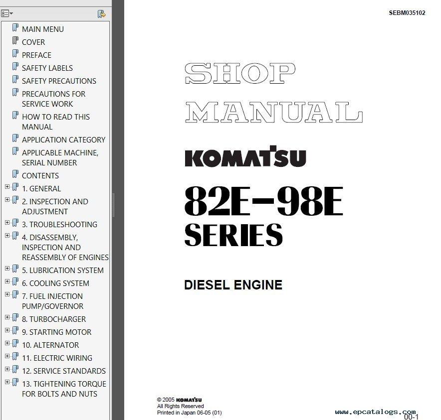 download komatsu pc18mr 3 excavator manual