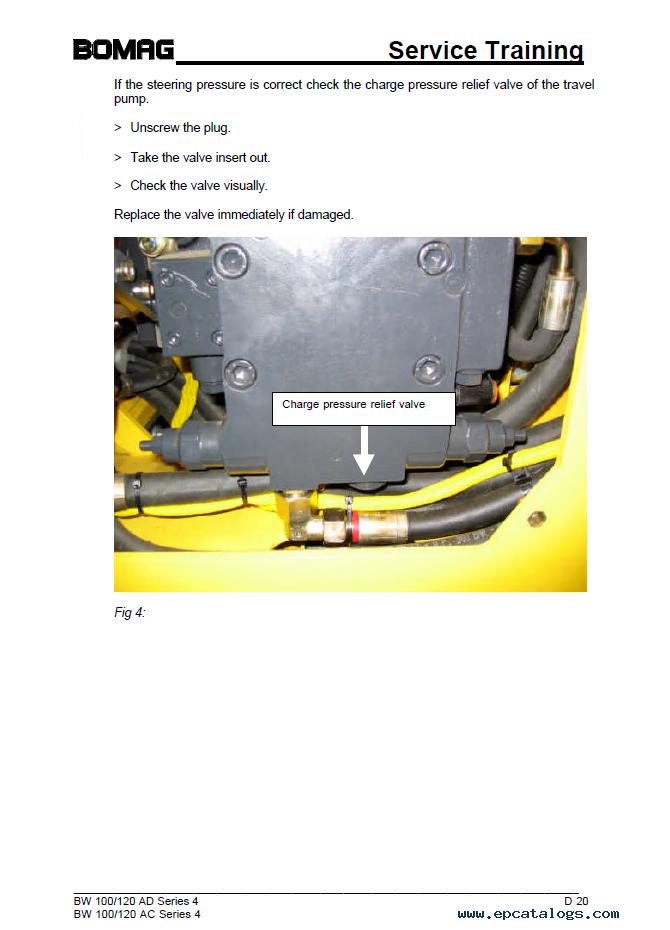 bomag bw900 2 parts manual