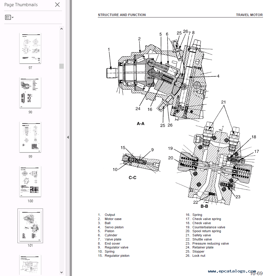 Komatsu Excavator Pc 150 Wiring Diagram Diagrams For Dummies Excavators Harness Pc200 Wa450 240 Cummins Exploded View Fork Lift