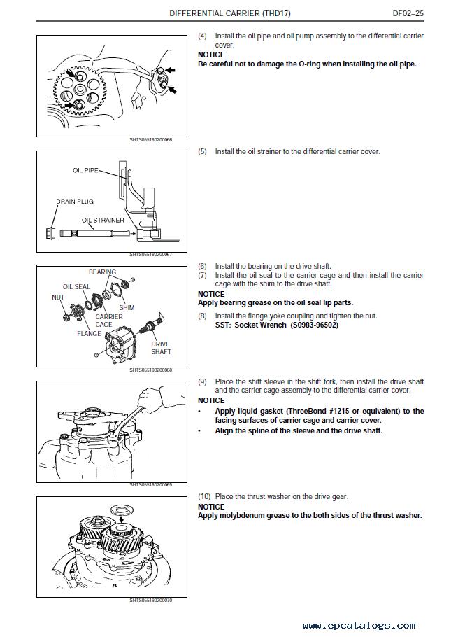 Hino FC6J FC9J FD8J GD8J FG8J GH8J FL8J FM8J FM1A FM2P SG8J FT8J GT8J  Series Workshop Manual PDF
