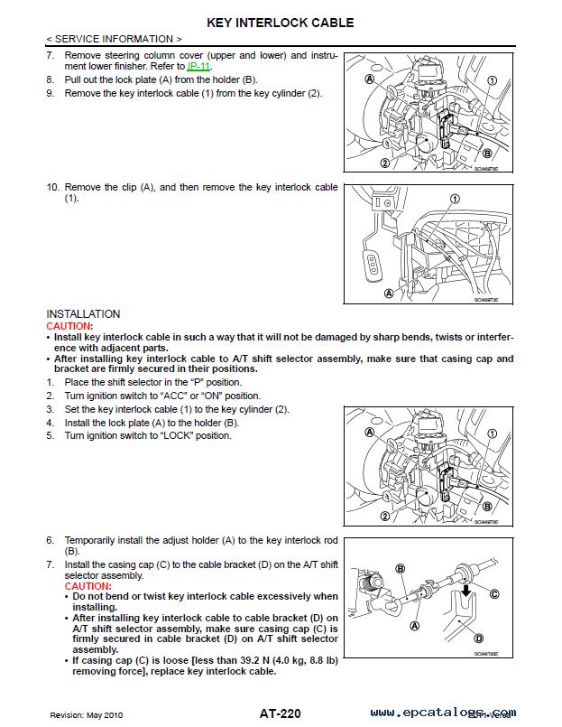 nissan tiida maintenance manual browse manual guides u2022 rh trufflefries co 2009 Nissan Versa Repair Manual nissan versa 2008 service repair manual