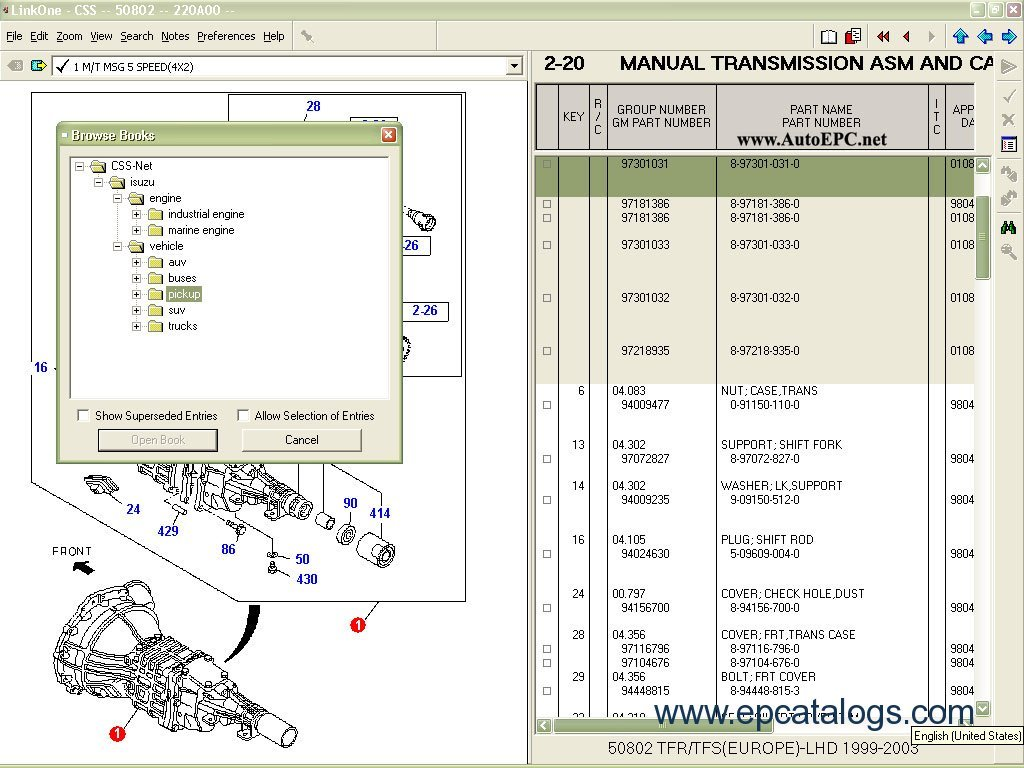 Isuzu 3cb1 Engine Wiring Diagram Free Download Diagrams 2000 Npr Ac Css Net 2012 Spare Parts Catalog Cars Catalogues 35 At