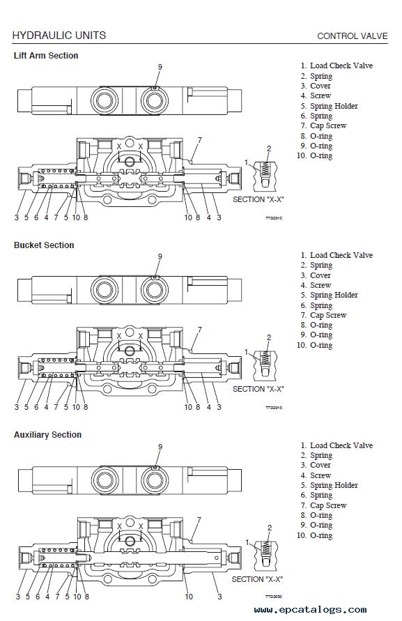 Takeuchi Wiring Diagram - Home Wiring Diagrams on