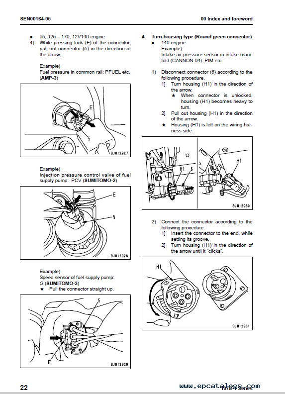 komatsu engine 107e 1 series shop manual pdf download rh epcatalogs com Komatsu FG25T 14 Parts Manual Komatsu 475 Dozer
