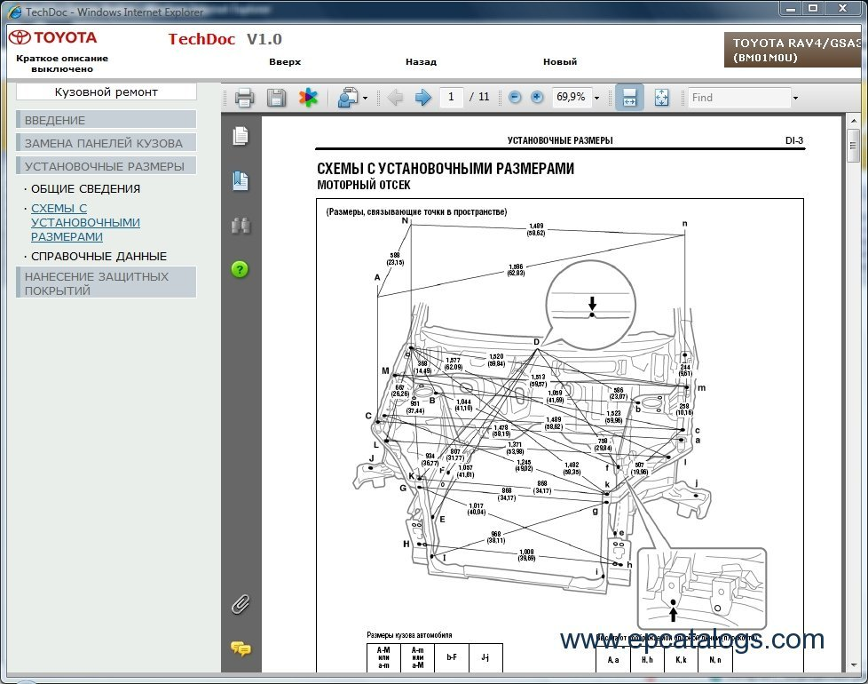 Download Toyota Rav4 Aca30  Ala30 Repair Information