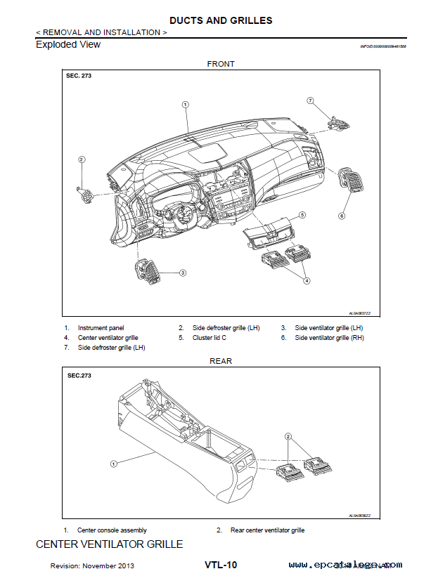 nissan altima model l33 series 2014 service manual pdf
