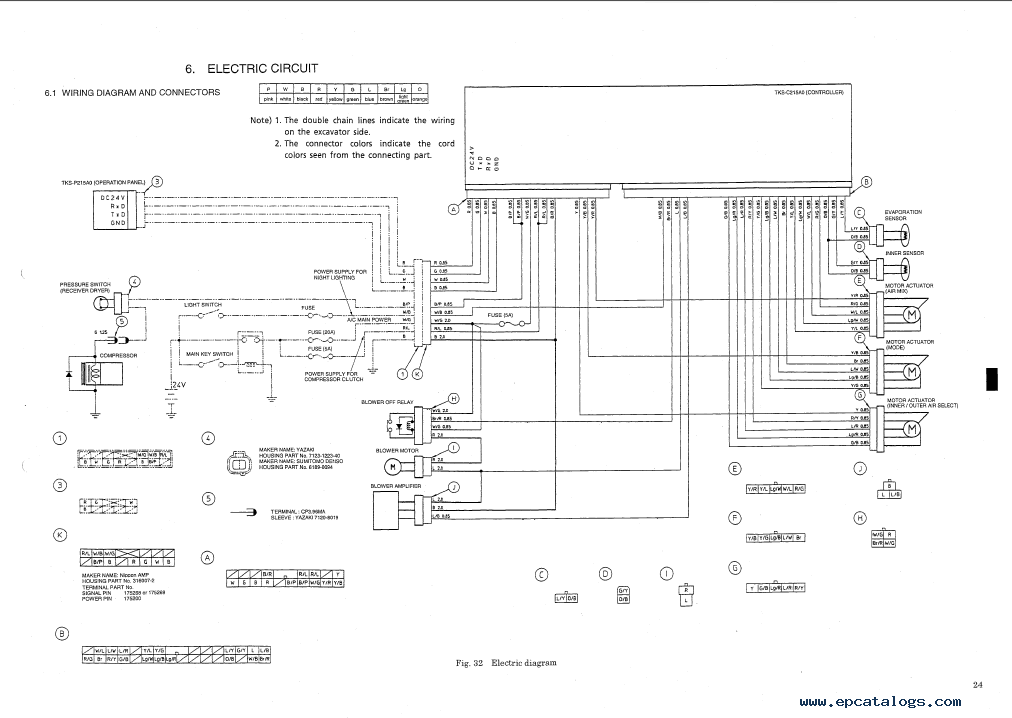 Kobelco Loader Wiring Diagram - Wiring Diagram Home on