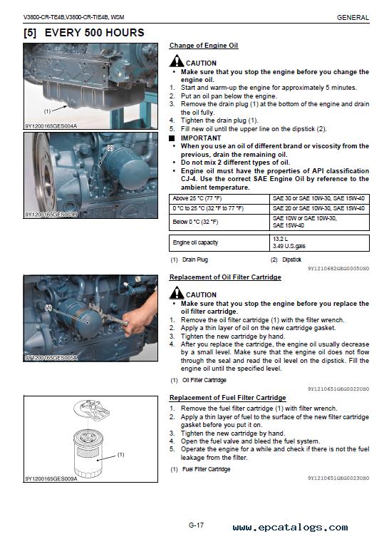 kubota diesel engine v3800 cr hyundai workshop manual pdf rh epcatalogs com Hyundai 2002 Repair Manual 2004 Hyundai Repair Manuals