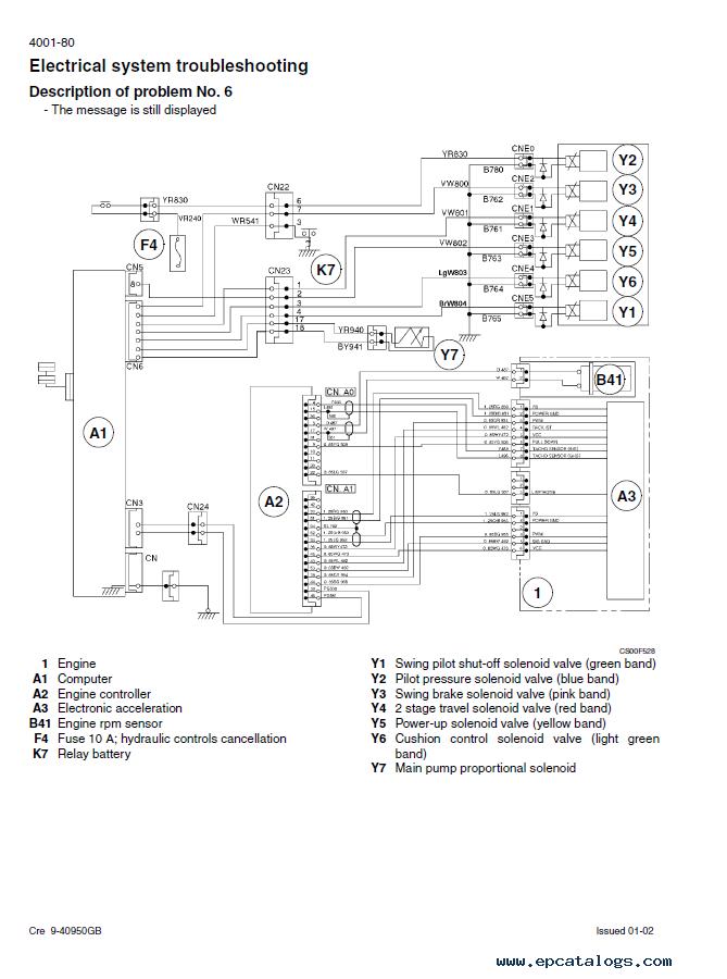 Case Cx330  U0026 Cx350 Crawler Excavators Repair Manual Pdf