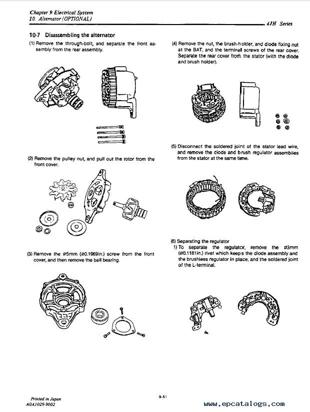 Yanmar Wiring Diagram 4jh2 Wiring Diagram