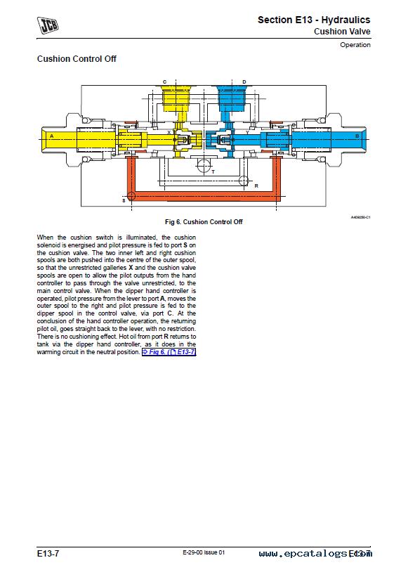 Download Jcb Excavators Js300  330  360  370 Tier2 Dieselmax Engine