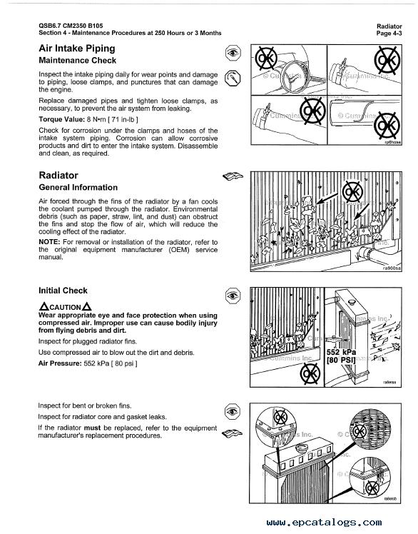 6.7 cummins repair manual