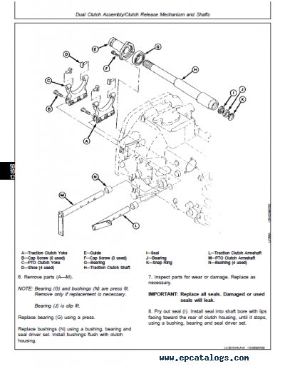 32 John Deere 5200 Parts Diagram
