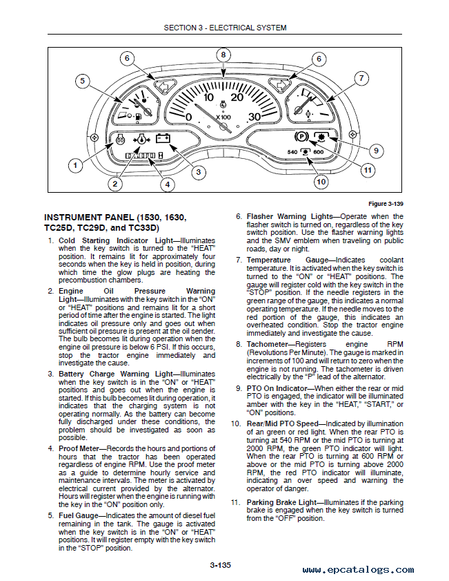 New Holland Tc29 Tractor Wiring Diagram. . Wiring Diagram on