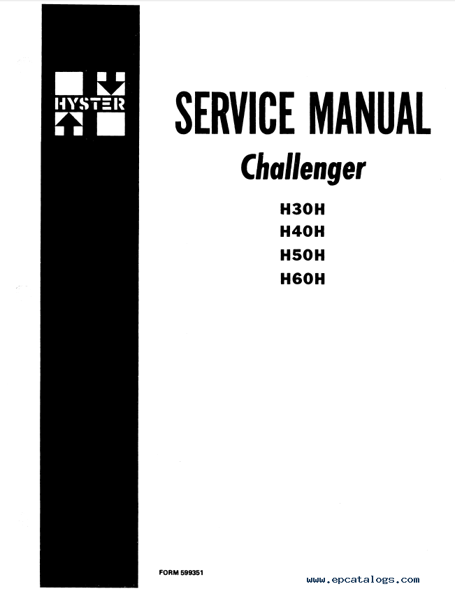 hyster challenger d003 h30h h40h h50h h60h forklift service repair manual p hyster challenger (d003) h30h, h40h, h50h, h60h forklifts parts Hyster Fork Trucks Repair Manuals at edmiracle.co