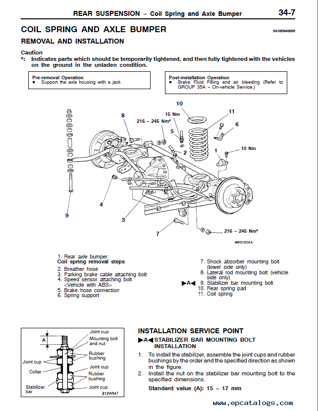 mitsubishi challenger montero pajero workshop manual pdf download rh epcatalogs com 2001 Montero Transmission Drain Plug 2002 Montero Limited Diagrams