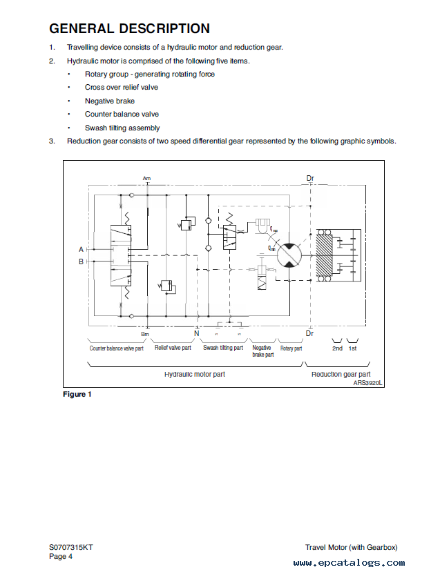 kawasaki hydraulic pump repair manual