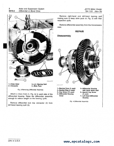 Ford 3415 Wiring Diagram