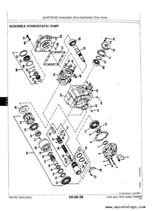john deere 7440 7445 cotton strippers tm1282 technical manual pdf john deere 7440 & 7445 cotton strippers tm1282 technical manual  at gsmportal.co
