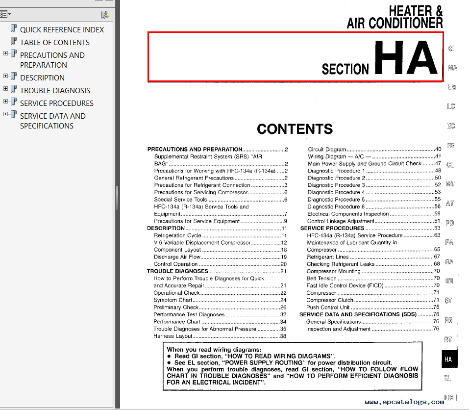 240sx service manual various owner manual guide u2022 rh justk co KA24E ka24de engine service manual