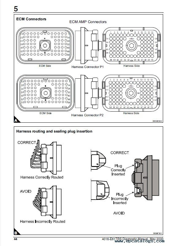 Perkins 4016 E61trs Engine Diagnostic Manual Pdf