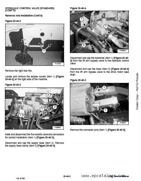 bobcat s185 wiring schematic bobcat image wiring bobcat s185 turbo skid steer loader service manual pdf repair on bobcat s185 wiring schematic