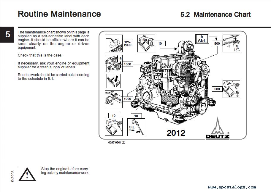 download deutz diesel engines 2012 operation manual pdf. Black Bedroom Furniture Sets. Home Design Ideas